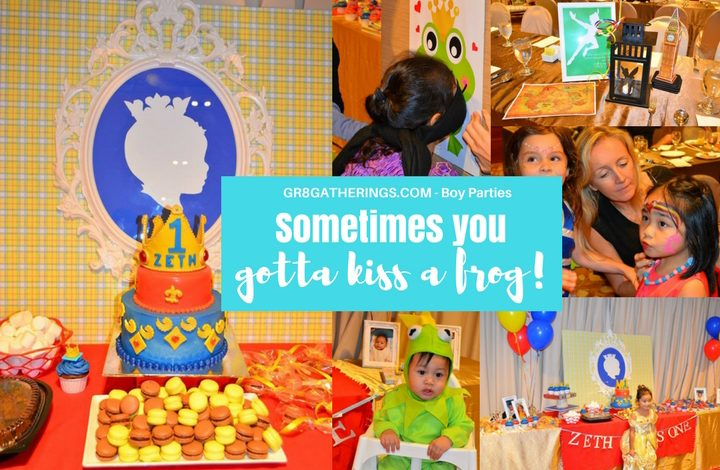 ZETH'S ONE UPON A TIME FAIRY TALE PARTY – 1st Birthday