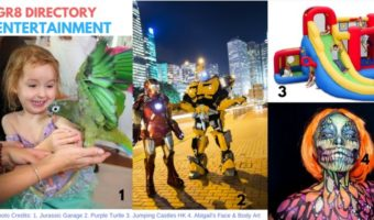 Hong Kong's Ultimate Party Entertainers Directory