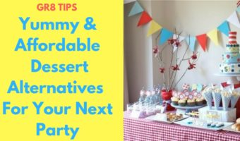Yummy & Affordable Desserts For Your Next Party